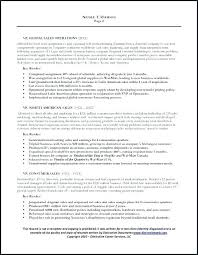 Sample Hotel Sales Manager Resume Sales Manager Resume Sample