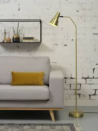Its About Romi Its About Romi Vloerlamp Ijzer Valencia Goud