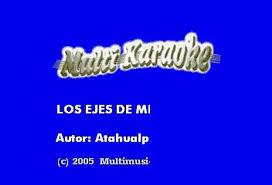 Atahualpa Yupanqui - Los ejes de mi carreta (Karaoke) - Vídeo Dailymotion