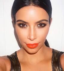 kim kardashian poses for a selfie patrick ta insram