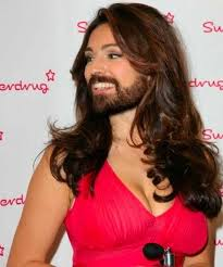 23 Female Celebrities With Beards | Celebrities female, Celebrities,  Celebrity photos