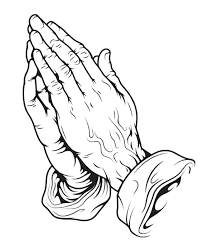Small Picture Printable Praying Hands Coloring Page Coloring Home