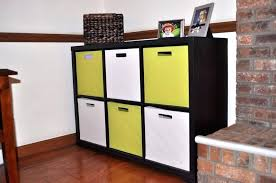 wood shelving units for storage minimalist white and yellow box storage baskets for toys with black