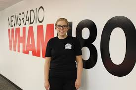 WHAM 1180 - Alexa Olson is supporting the CMAC...   Facebook