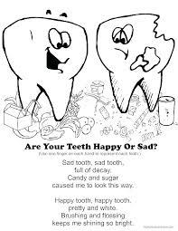 Dentist Coloring Pages Dentist Coloring Pages Free Dental Sheets ...
