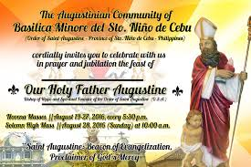 Image result for the Augustinian Order.