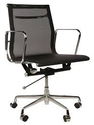 eames reproduction office chair. Eames Office Chair Management Reproduction High Back Black .