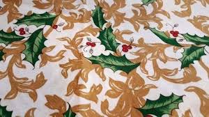 full size of tablecloth 72 x 168 round al vintage holly berry cotton red green white