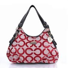 ... coach fashion signature medium red shoulder bags erd sale outlet  clearance