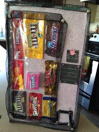 Vending Machine Valentine Box Simple 48 Best My Pintrest Tries Images On Pinterest Apron Aprons And