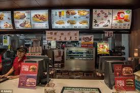 mcdonalds inside counter. Unique Inside New Digital Menu Boards Rolled Out In McDonaldu0027s Restaurants Around  Australia Could Be Danger Of Intended Mcdonalds Inside Counter L