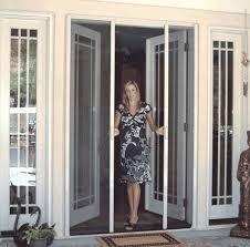 retractable screen doors. Enjoy Cool Fresh Air, Year Round, With Retractable Screen Doors A