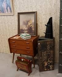Swiet Retro En Vintage Behang En Meubels Te Koop