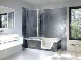 bathtub shower combination awesome walk in bathtub shower combo best design interior hot tubs handicap combination