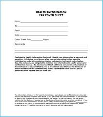 Enchanting Fax Cover Letter Template Which Can Be Used As