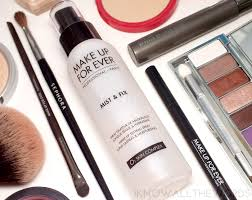 makeup ideas makeup forever mist and fix makeup forever mist fix setting spray review make