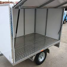 custom work trailers
