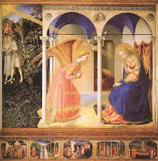 the annunciation renaissance fra angelico oil paintings
