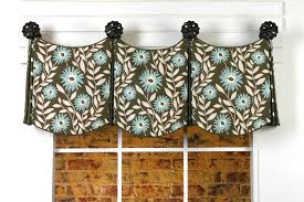 Curtain Patterns Beauteous Delaine Curtain Valance Sewing Pattern Pate Meadows