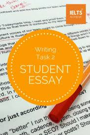 the best problem solution essay ideas solution  most of the students studying for the ielts test have said they the ielts writing tasks difficult take a look at this student essay example and see