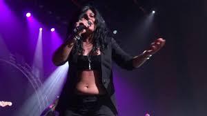 Giusy Ferreri - Bangkok (10.05.2016, Auditorium Parco Della Musica, Roma) -  YouTube