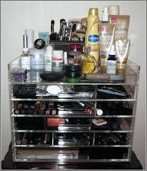 Acrylic Makeup Organizer Target