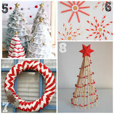 handmade outdoor christmas decorations. christmas handmade decorations ideas enchanting easy outdoor tree decorating cute with white. home decor fabric