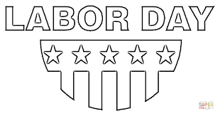 Small Picture Labor day coloring page Preschool Crafts