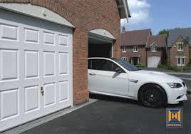 hormann georgian steel up and over garage door