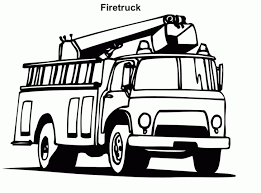 Small Picture Fire Trucks Coloring Pages Pipressnet