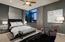 Masculine Bedroom Designs: A Mixture of Color and Character