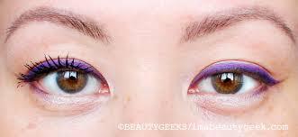 miss manga eye makeup tutorial l oreal paris infallible silkissime pure purple jpg