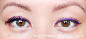 miss manga eye makeup tutorial l oreal paris infallible silkissime pure purple jpg