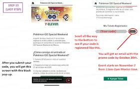 Full Guide] Pokemon Go Mexico Event on November 7 from 11 am to 2 pm Mexico  time : PoGoAndroidSpoofing