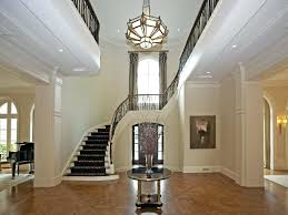 excellent modern foyer chandelier lighting ideas eight brown and white corners for chandeliers unique entryway awesome minimalist foyer lighting