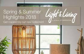 lighting and living. Cover SS 2018 Lighting And Living