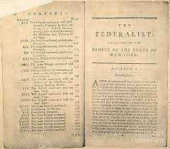 the federalist papers influence on the constitution the museum  most of the same ideals set forth in the federalist papers are still in force in the u s today