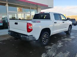 New 2018 Toyota Tundra 4WD CREWMAX SR5 5.7L with TRD Offroad ...