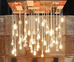 image of chandelier light bulbs energy saving