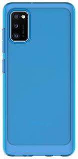 Клип-кейс <b>Araree Samsung Galaxy</b> A41 A <b>cover</b> Blue (GP ...