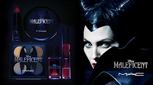 the limited edition mac maleficent makeup range
