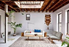 15 astonishingly bright living rooms with skylight rilanemid century rustic living room with skylights