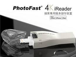 PhotoFast 4K iReader 雙頭讀卡機A500106 | 快3網路商城~燦坤實體 ...