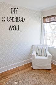 wall stencils diy stencils wall