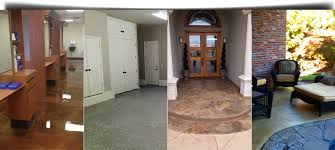 concrete floor home. Hawkeye Custom Concrete Tulsa Oklahoma | Decorative Floors Floor Home