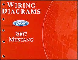 2007 ford mustang wiring diagram manual original 2007 ford mustang wiring diagram at Wiring For 2007 Mustang