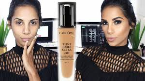 First Impression Lancome Teint Idole Ultra 24hr Pros Cons