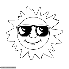Small Picture New Sun Coloring Pages Ideas For Your KIDS 3429 Unknown