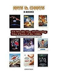 Us Weekly Top 10 Grossing Film Charts Of The 1980s Kindle