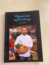 """Konak içinde, ikinci el satılık Yemek Kitabı - """"Ömür Akkor İ"""